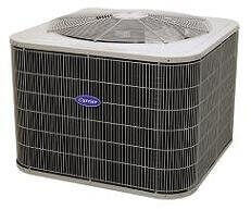 Heating and Air Conditioning Gaithersburg Maryland Product: Carrier Base 13 Air Conditioner 24ABS3