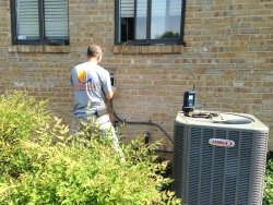 Heating & Air Conditioning HVAC Projects Maryland: :PROJECT 7